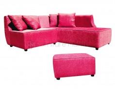 May-May L-Shaped Sofa