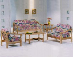 PC-2889 Sofa Set with Center & Side Tables