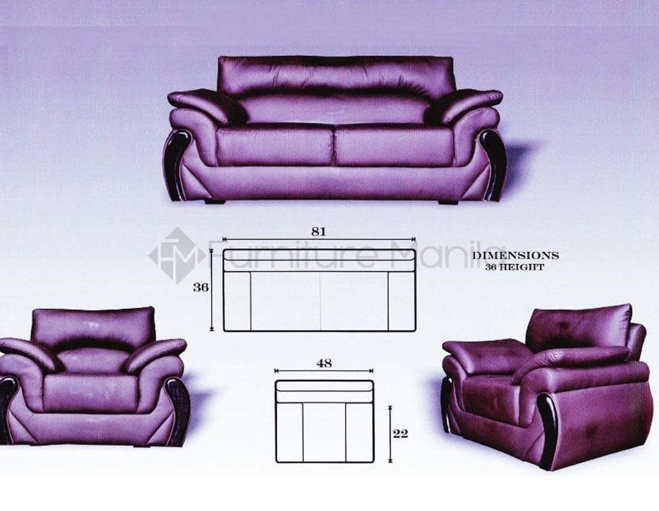 Riley Sofa Set Home Office Furniture Philippines