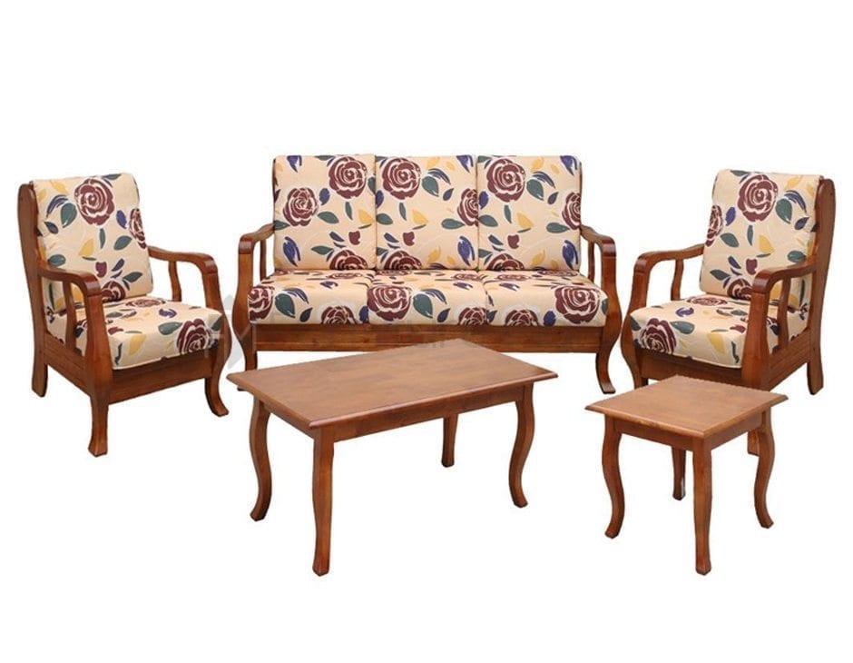 Sg3691 Sofa Set With Center And Side Tables Home