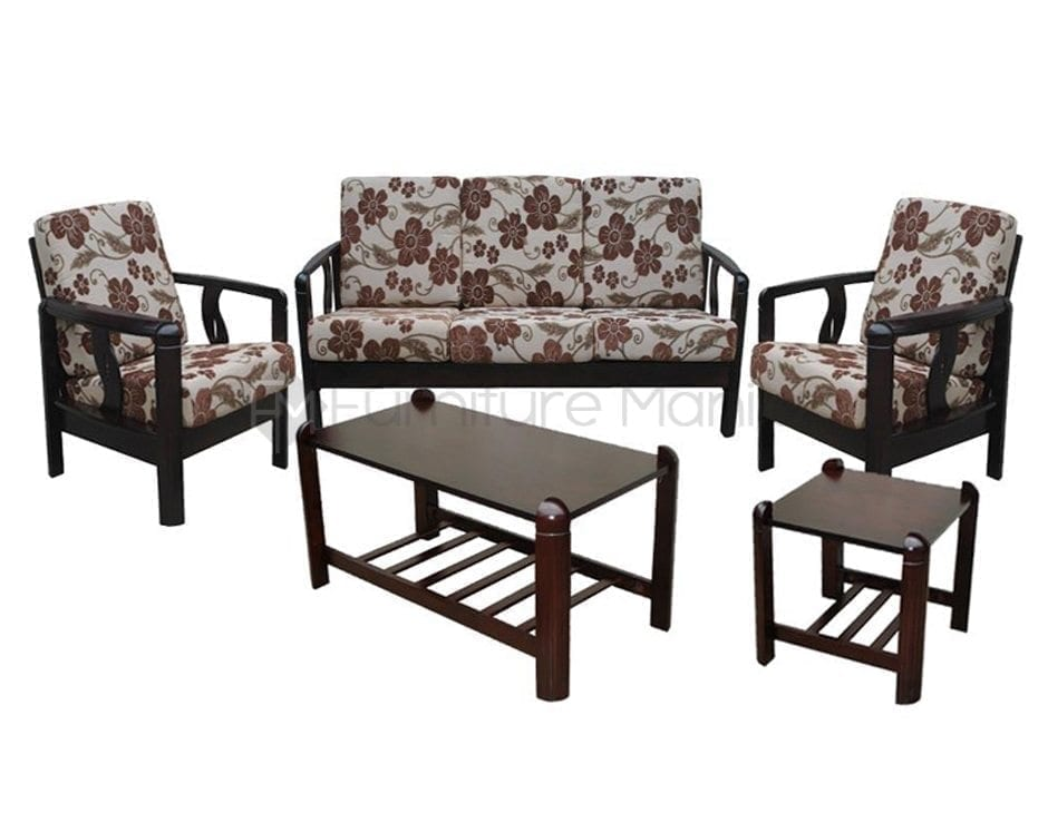 Sg3691 Sofa Set With Center Side Tables on Executive Office Desk Furniture
