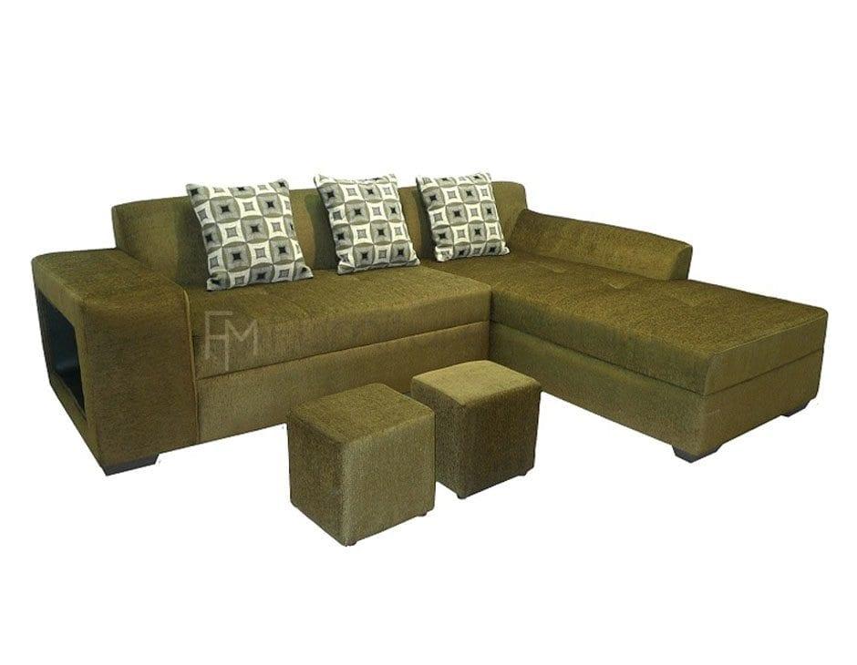 Sabatini L Shaped Sofa