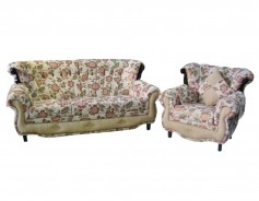 Sultani Sofa Set