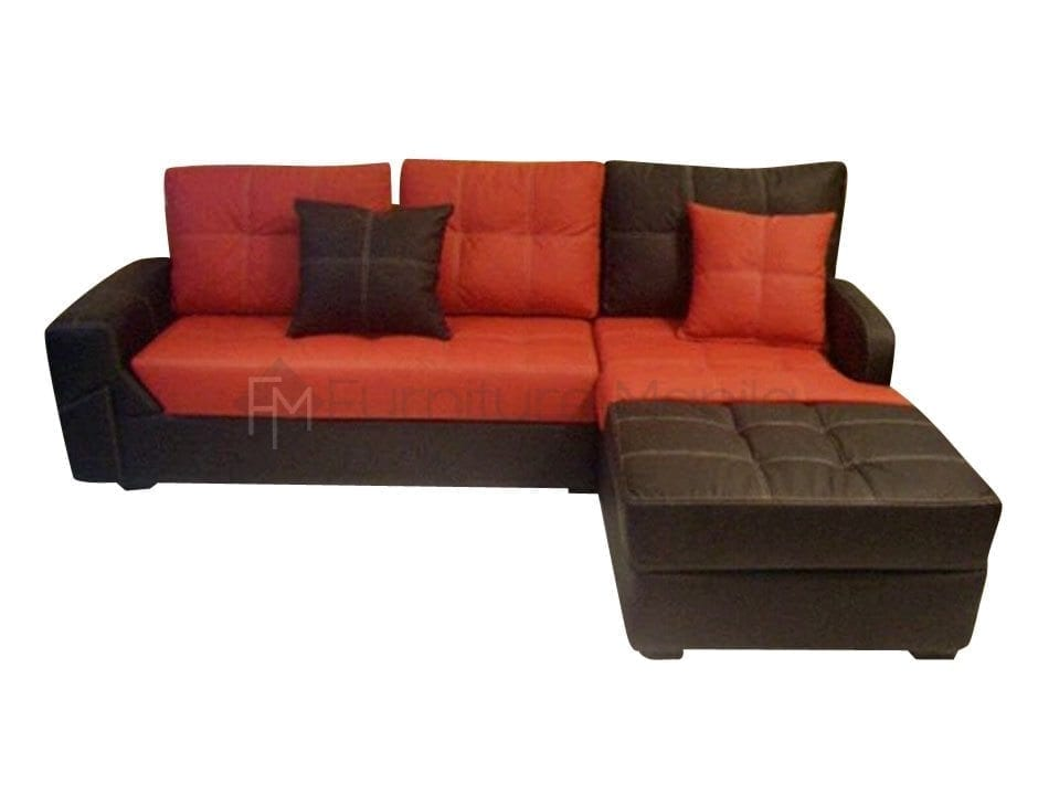 L Shaped Sofa With Recliner