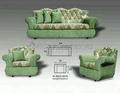 Wally Sofa Set