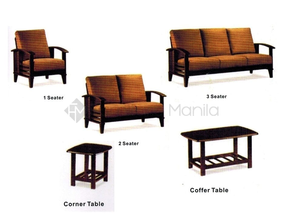 Yg321 sofa set home office furniture philippines Home furniture sm philippines