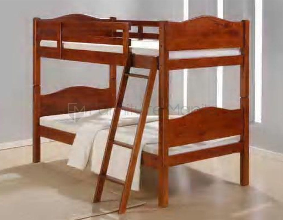 Coco double decker home office furniture philippines for Double deck bed for sale