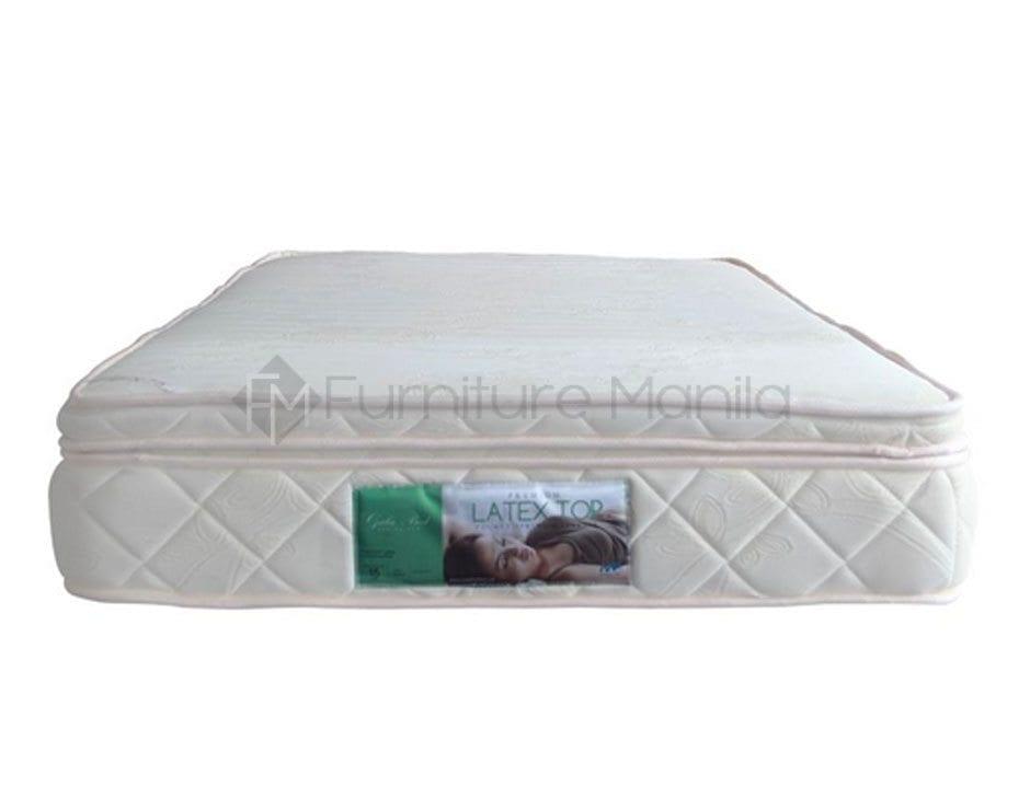 Mandaue Gala Bed Premium Latex Mattress Home Office Furniture Philippines