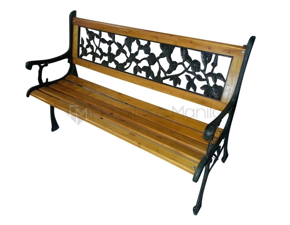 PB 022 Park Bench