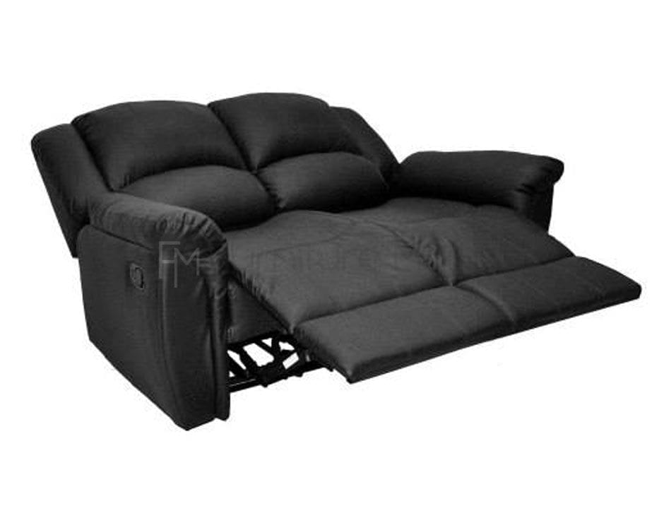 Recliner Sofa Bed Aldo Manual Reclining Sofa Mocha