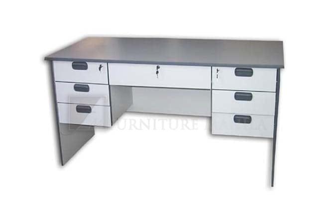 office table with drawers. Office Table With Drawers