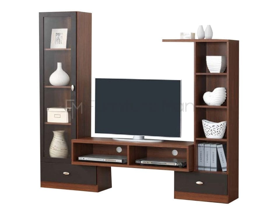 Tv100 Entertainment Stand Home Office Furniture Philippines