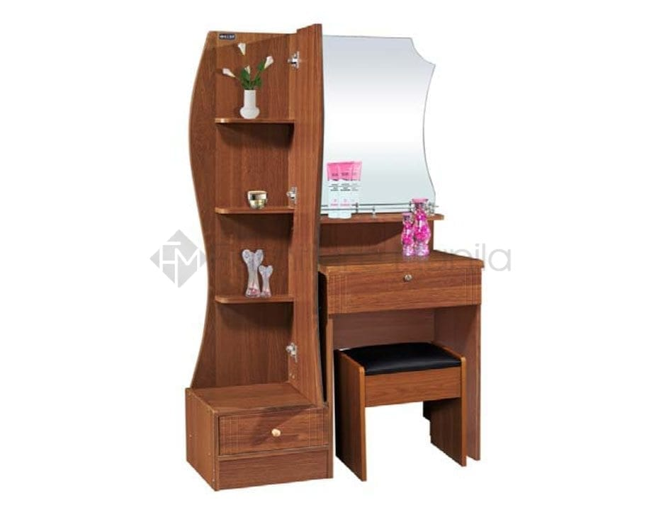 6025 Dresser With Stool Home Office Furniture Philippines