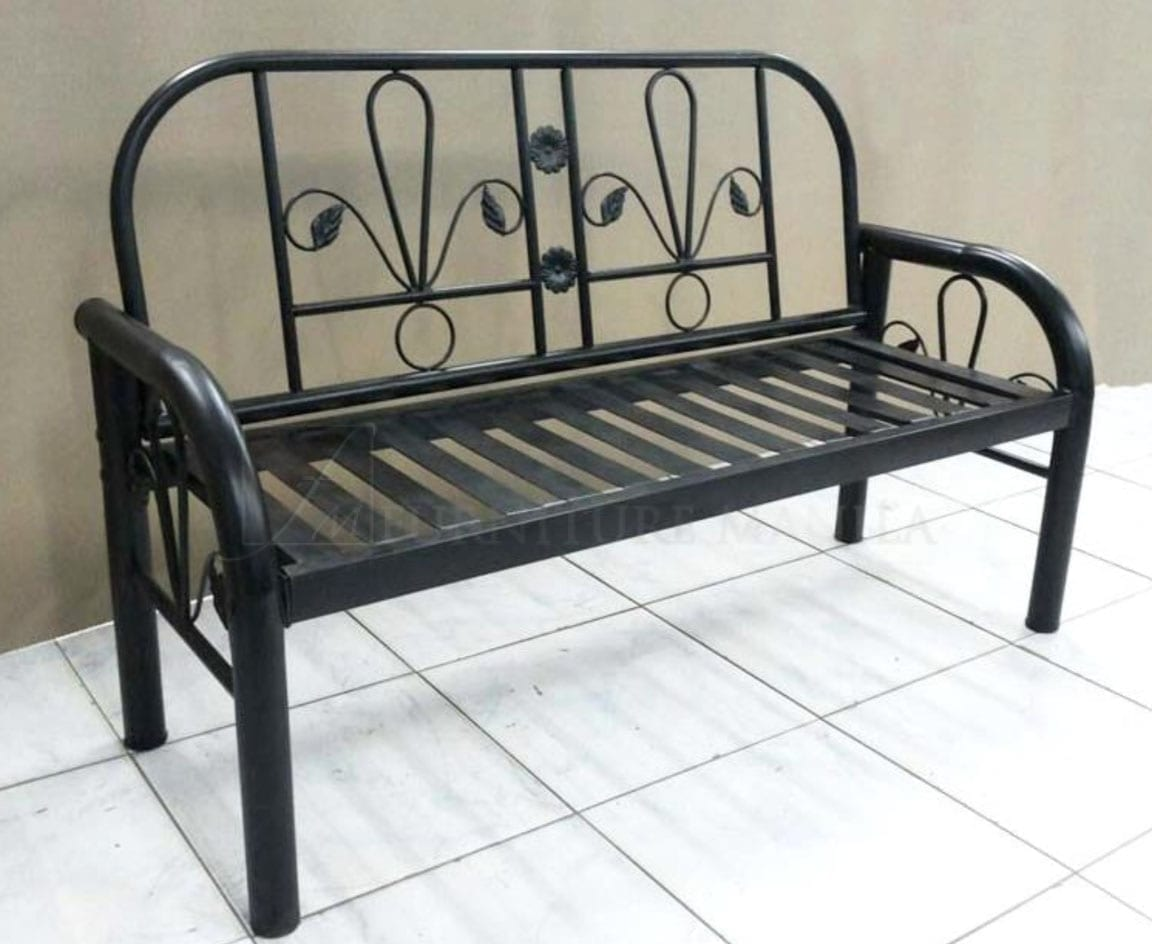 Indoor Metal Bench Home Office Furniture Philippines