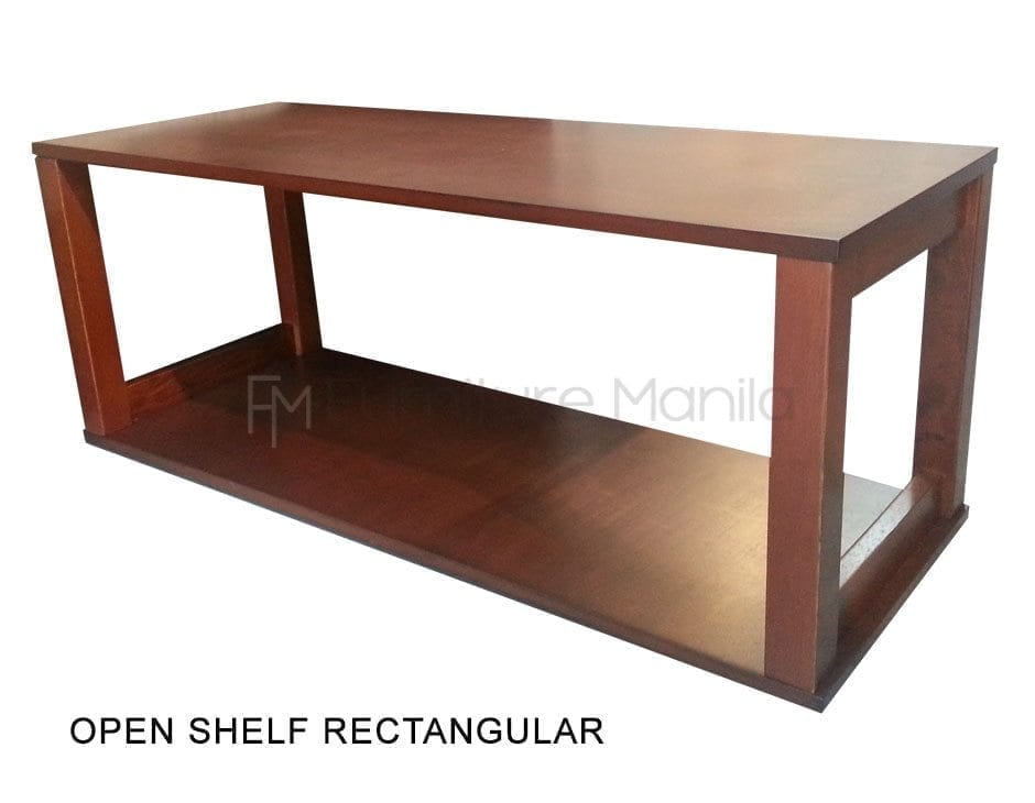OPEN SHELF RECTANGULAR1