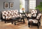 YG311 Wooden Sofa Set
