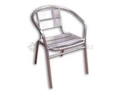 acc aluminum chair