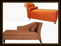 Lounge Chairs and Benches