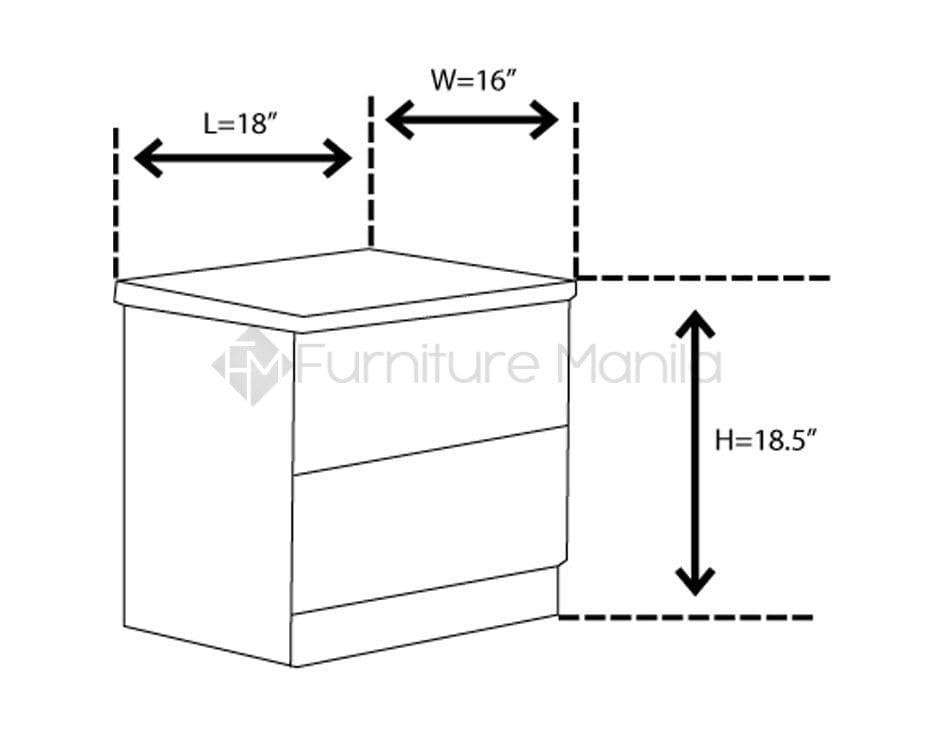 6106A BARBIE NITE Table dimension