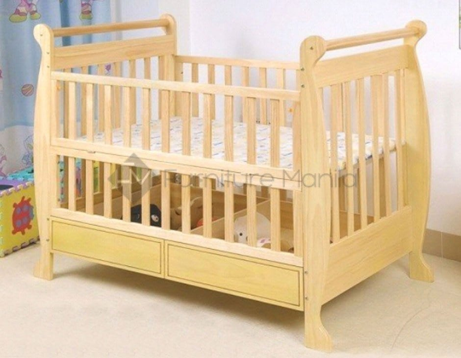 767 WOODEN CRIB | Home & Office Furniture Philippines