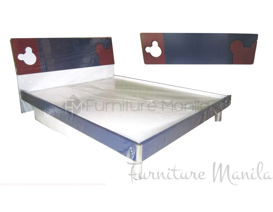 902-MICKEY-MOUSE-BEDFRAME