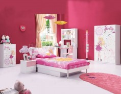 BARBIE BEDROOM SERIES