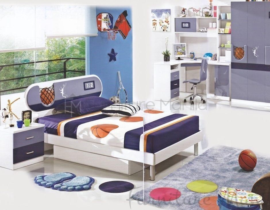 basketball bedroom series furniture manila philippines