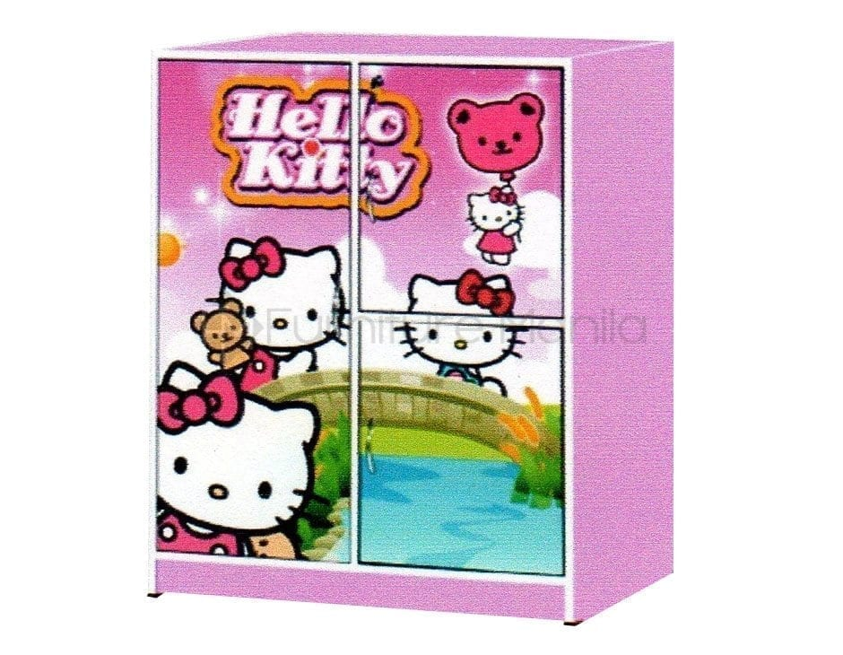 M22 HELLO KITTY KIDS CABINET