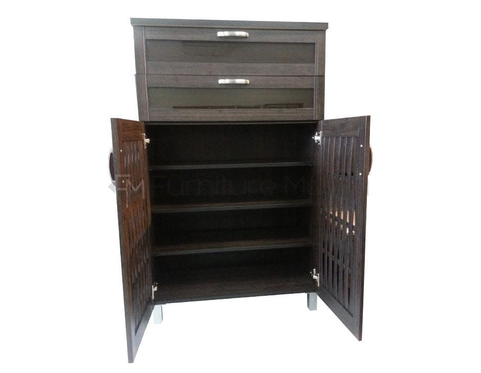 Sc 864604 Shoe Cabinet With 2 Drawer Home Office Furniture Philippines