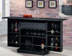 WB 832045 Wine Bar Cabinet