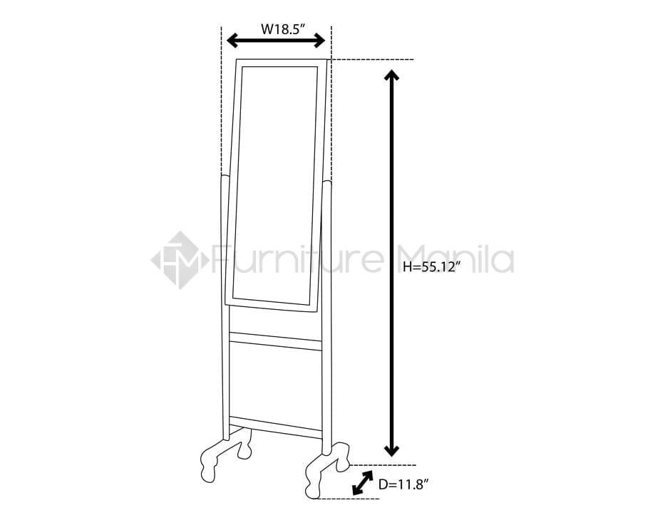 4006 vanity mirror home office furniture philippines. Black Bedroom Furniture Sets. Home Design Ideas