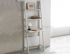 YHSL009D LADDER SHELF & DESK