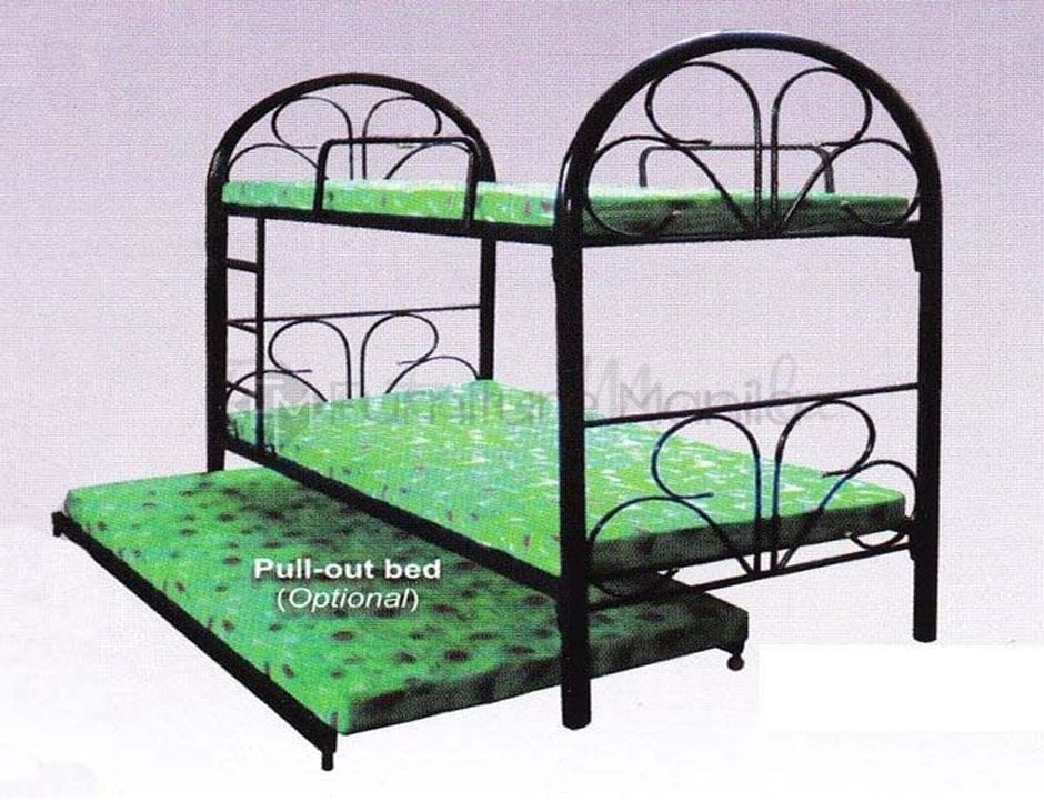 Dorothy Pull Out Bed Frame Furniture Manila Philippines