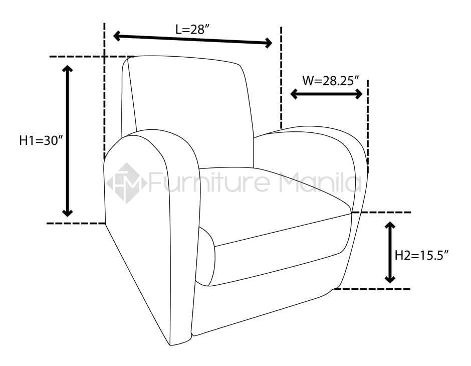 266 armchair