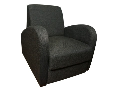 266 armchair clay brown