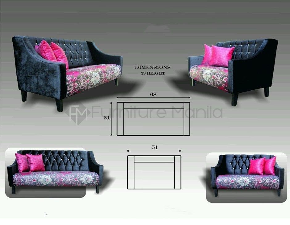Jewel Sofa Set Home Office Furniture Philippines