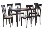 PARKER DINING SET 6SEATER