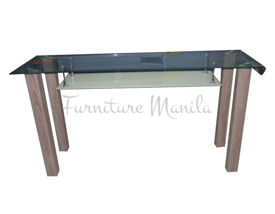 Dt29 console table home office furniture philippines for 10 inch depth console table