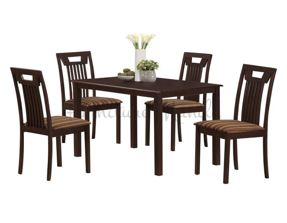 sophia 5 piece parson dining set table chairs room piece  : JITMANDYJITSOPHIA from jugheadsbasement.com size 940 x 730 jpeg 55kB