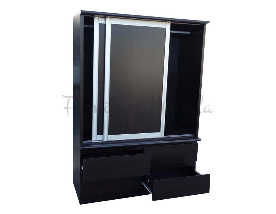 sc 1 st  Furniture Manila & 2772 SLIDING DOOR WARDROBE   Home u0026 Office Furniture Philippines