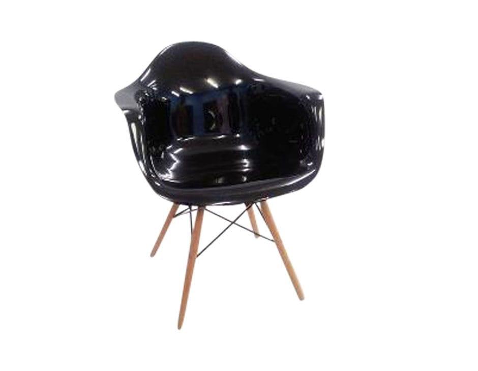 Pascal Mid Century Modern Shell Chair