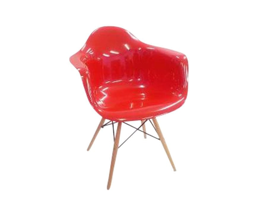311W  Chair Color-Red