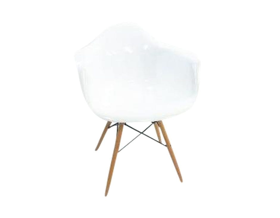 311W  Chair Color-White