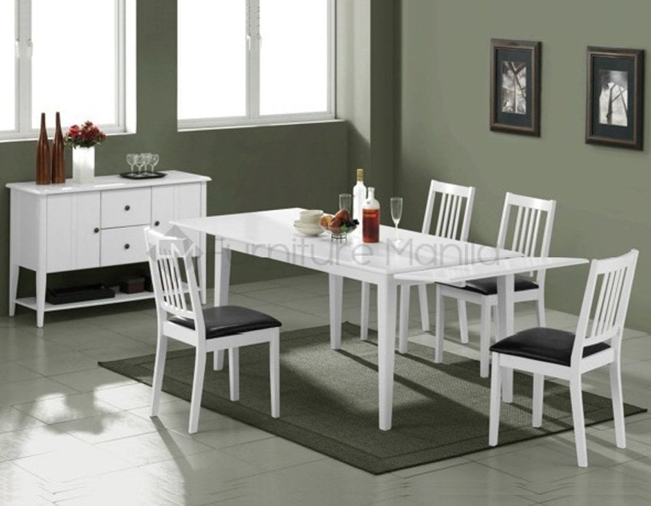 Atlanta extendable dining set home office furniture - Home office furniture atlanta ...
