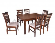 DEACON dining set 6