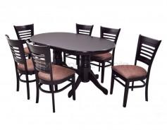 DEANDRE dining set 6