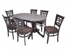 DIXON dining set 6