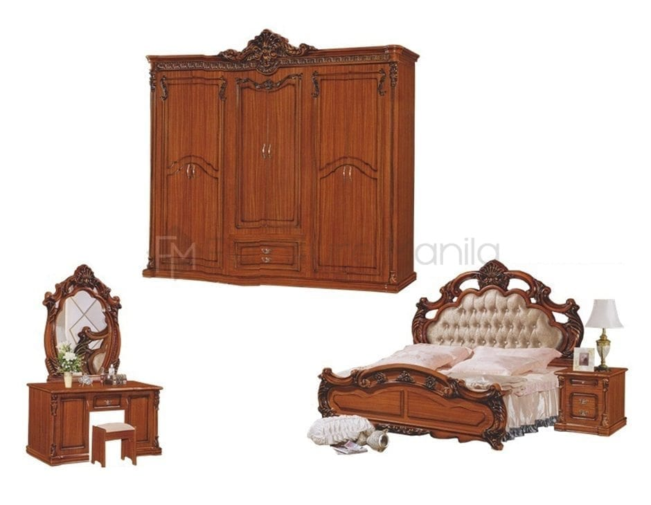 VICTORIA BEDROOM SET U2013 Furniture Manila Philippines