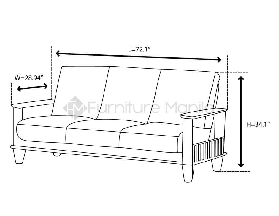 YG323 SOFA SET | Home & Office Furniture Philippines