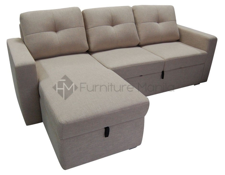 Angel sofa bed with storage home office furniture for Sofa bed japan